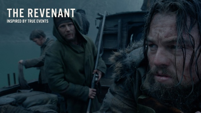 Willpower – The Revenant(movie)