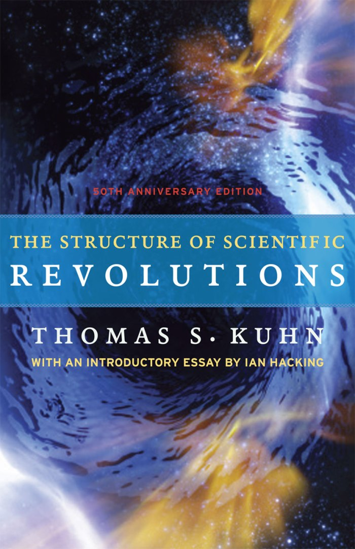 Book Review: The Structure of Scientific Revolutions by Thomas S. Kuhn